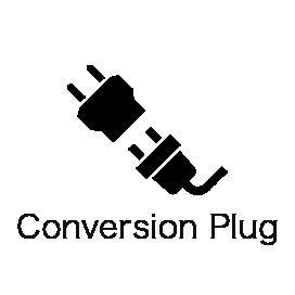 Conversion Plug
